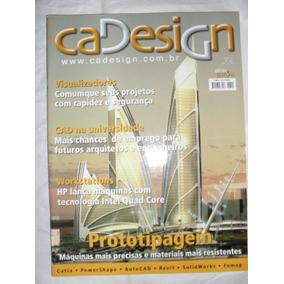 Cadesign Nº 121 - Desenho,projeto,arquitetura,mecânica.
