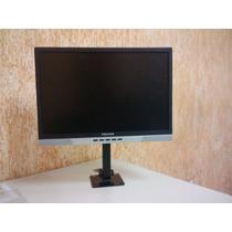 Suporte Monitor Lcd Led Para Teto/mesa Totalmente Articulado