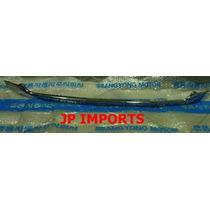 Moldura Cromada Grade Inf. Parachoque Diant Korando Jp000247
