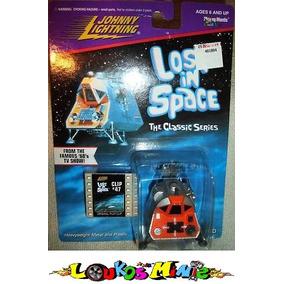 Johnny Lightning Perdidos No Espaço Space Pod Lost In Space