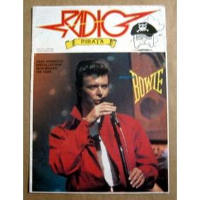 David Bowie / Déc.80 / Rádio Pirata