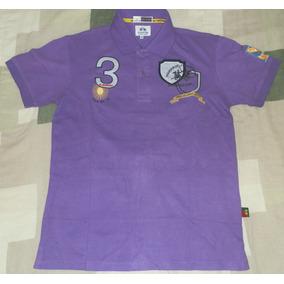Camisa Polo La Martina Tamanhos P Ac Troca
