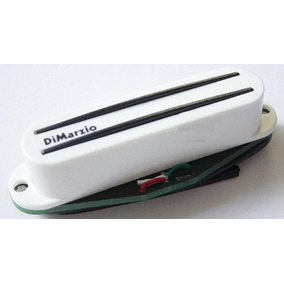 Captador Dimarzio Super Distortion Dp218 Ponte Cor Branco