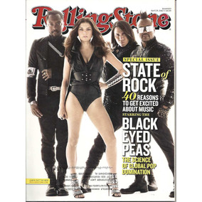 Rolling Stone: Bep / Fergie / Hole / Chuck Berry / Dr Luke