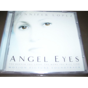 Cd Jennifer Lopes : Angel Eyes Frete 8.00 R$