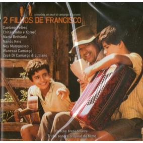 Cd Zezé Di Carmargo & Luciano - 2 Filhos De Francisco - Nov
