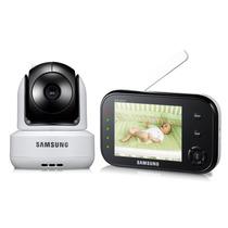 Baba Eletrônica Samsung Safeview 3037 Com Visao Notura Zoom