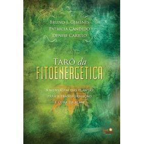 Livro Tarô De Fitoenergetica