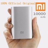 Bateria Portatil Power Bank Xiaomi 10000 Mah Chip Proteccion