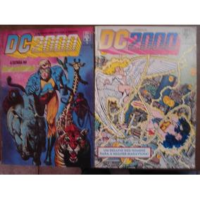 Dc 2000 Nºs 1 Ao 59 Ed. Abril Formatinho
