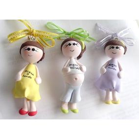 Recuerdos Distintivos Baby Shower Pasta Francesa Flexible