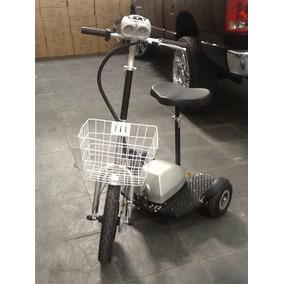 Scooter Elétrica (fox Bike) 350w