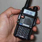 Handie Bibanda Baofeng Uv5r Uhf / Vhf Handy - Recargable