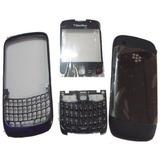 Carcaça Celular Blackberry 8520 Completa + Ferramentas