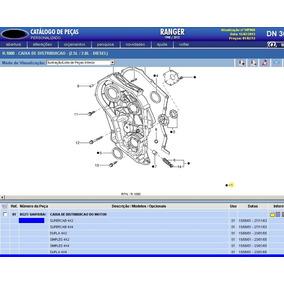 Caixa Distribuição + Bomba Óleo Motor Maxion 2.8 Ranger 01a0