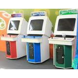 Aluguel E Venda De Maquinas De Fliperama Video Game