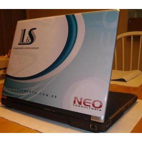 Asus Positivo - Skin Notebook Pele Capa Protetora Laptop