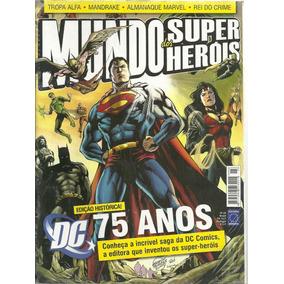 Mundo Dos Super-herois 23 - Europa - Bonellihq Cx75 K17