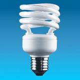 Lampada Fluorescente 12v 15w Rosca ( Energia Solar )
