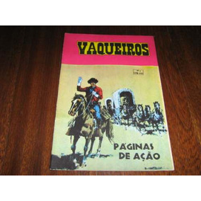 Vaqueiros Nº4 Editora Gorrion Ano:1973 Kid Colt Marvel
