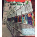 Libro De Castellano. 3er Año. Francisco Ávila. Romor.
