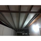 Laminas De Pvc/ Cielo Raso/techos Estacionamientos