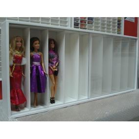 Estante Barbie 10 Nichos Marujo Estantes Original