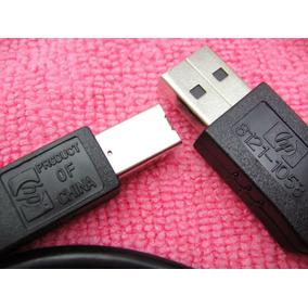 Cabo Usb Hp P/ Impressoras Hp Canon Dell Photosmart 1,8 M