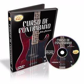 Curso Contra Baixo Volume 1 Em Dvd Frete Gratis