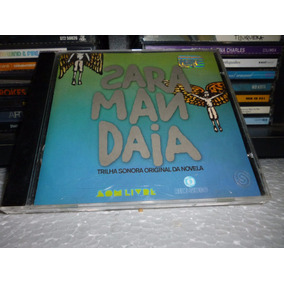 Cd Saramandaia - Nacional 1976-2001 - Novela - Original