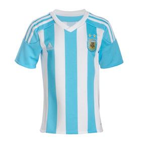 Camiseta adidas Selección Argentina Oficial Niños 2015