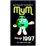 Vendo Lindo Muñeco Dispensador De Chocolates M&m Vintage 97