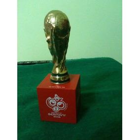Mini Taça Copa Do Mundo 2006 Alemanha - Coca Cola Original