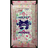Iphone 5 E 5s Capa Minnie E Mickey Love Exclusividade Disney
