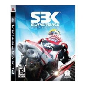 Sbk Superbike Championship Usa Para Ps3 ,faço Sedex A Cobrar