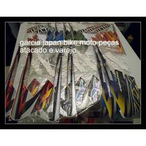 Jogo Adesivo Xtz 125 2003-2010 Frete Gratis