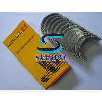 Bronzina Biela Opala 6 Cilindros Medida 0,20=0,50 Metal Leve