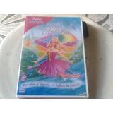 Dvd Barbie Fairytopia A Magia Do Arco-íris - Lacrado