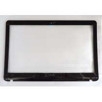 Moldura Da Tela Notebook Sony Svf152 Svf153 Preta