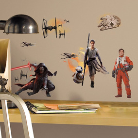 Star Wars - Estampas Gigantes Para Pared - Roommates