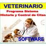 Sistema Clínica Veterinaria Citas Control Historial