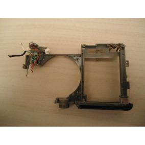 Carcaça Intermediaria Com Flash Da Câmera Polaroid Is529
