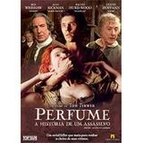 Dvd Original Do Filme Perfume - A História De Um Assassino