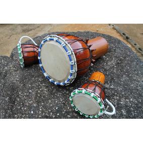 Tambor Djembes Morre Congo, Nasce Congo Instrumentos