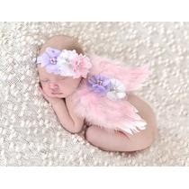 Alitas De Angel Para Bebé Primera Sesión De Fotos, Ropa Bebe