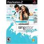 Singstar Pop! + 2 Microfonos Usb Compatibles Pc Ps2 Ps3 Ps4