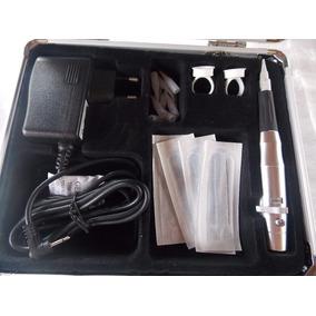 Maquinas De Micropigmentação +10agulha+10ponteira +maleta