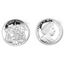Harry Potter-moeda De 2002-casa Dos Gritos-emalagem Original