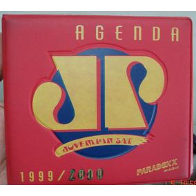 Cd + Agenda 1999/2000 Jovem Pan - Frete Gratis