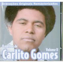 Cd Carlito Gomes - Volume 11 - Novo***